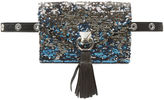 Sonia Rykiel Sequin Tassel Belt Bag