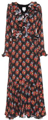 Gül Hürgel Floral cotton dress