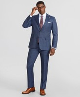 Brooks Brothers Madison Fit Three-Button Plaid 1818 Suit
