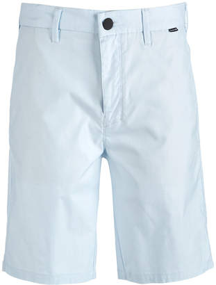 "Hurley Men Breathe Heathered Dri-fit 9.5"" Shorts"
