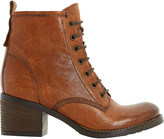 Dune Patsie lined leather ankle boots
