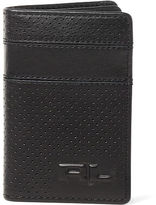 Ralph Lauren Perforated Calfskin Card Case
