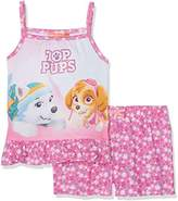 Nickelodeon Girl's Everest & Skye Pyjama Sets