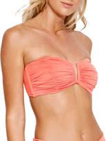 Seafolly Ruched Bandeau Bikini Top