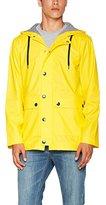 Petit Bateau Men's Cire Raincoat
