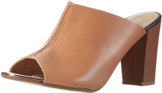 GARDENIA COPENHAGEN Slippers on heel Womens Open Back Slippers