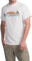 Columbia Shifting Shoreline Redfish T-Shirt - Short Sleeve (For Men)