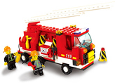 Fire Engine Block Set