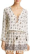 Cool Change Coolchange Chloe Tunic Paisley Swim Cover-Up