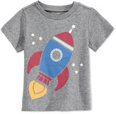First Impressions Baby Boys' Graphic-Print T-Shirt, Only at Macy's