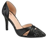 Journee Collection Dora Pump