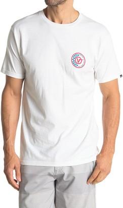 Vans Checker Circle Short Sleeve T-Shirt