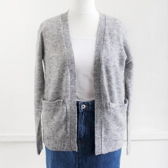 Grey Marl Cardigan | Shop the world's largest collection of