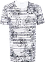 Versace paisley print T-shirt
