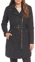 Vince Camuto Women's Belted Raincoat