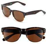 Nike Volition 54Mm Sunglasses - Tortoise/ Copper Flash