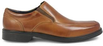 Nunn Bush City Lites Calgary Moc Slip-On Leather Loafers