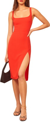 Reformation Norton Sheath Dress