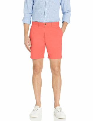 """Tommy Hilfiger Men's Casual 7"""" Stretch Chino Shorts"""