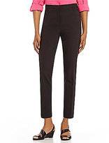 Allison Daley Lisa Slit Hem Ankle Pants