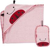 Skip Hop Zoo Towel/Mitt Set - Ladybug - 2 ct