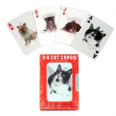 Graham and Green 3D Cat Playing Cards