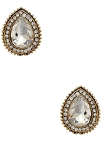 Amrita Singh Soma Antique Stud Earrings