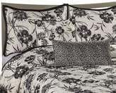 Bed Bath & Beyond Onyx Floral European Pillow Sham