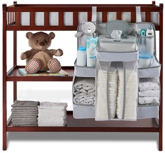 L.A. Baby Diaper Caddy & Nursery Organizer