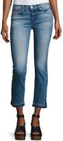 Hudson Tilda Mid-Rise Cigarette Crop Jeans, Indigo