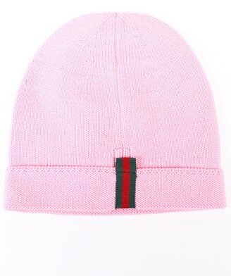Gucci Loved Wool Beanie, Size S (Authentic Pre-Owned)