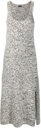 Joseph Scoop-Neck Knitted Midi Dress