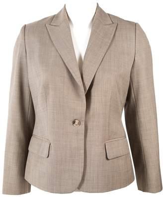 Ermenegildo Zegna Camel Wool Jackets