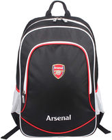 Traveler's Choice TRAVELERS CHOICE Arsenal Black Team Backpack