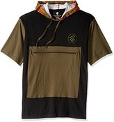 Rocawear Men's Top Gun Short Sleeve Hoody