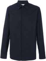 Marni concealed button shirt - men - Cotton - 46