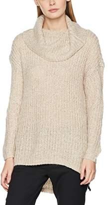 Only Women's Onlpalermo L/s Rollneck Pullover KNT Turtleneck,38 (Size: )
