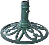 JCPenney JORDAN MANUFACTURING Cast Iron Round Umbrella Base