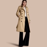 Burberry The Sandringham – Extra-long Heritage Trench Coat