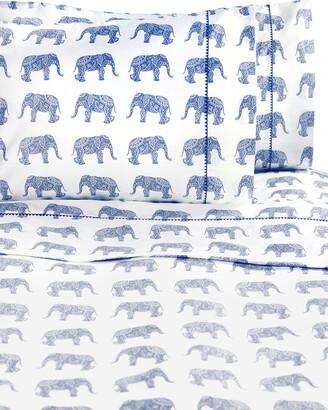 Melange Home T400 Elephants Sheet Set