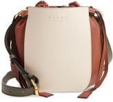 Marni Colorblock Gusset Shoulder Bag