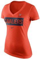 Nike Women's Virginia Cavaliers Tailgate Dri-FIT Tee