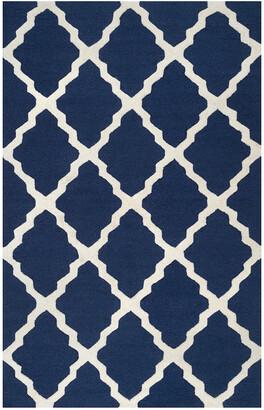 nuLoom Marrakech Trellis Hand Hooked Wool Rug