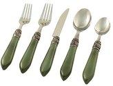 Hampton Forge Argent Sophia 20-Piece Flatware Set, AFU70220QG by