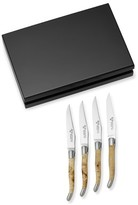 Laguiole en Aubrac 4-Piece Steak Knife Set