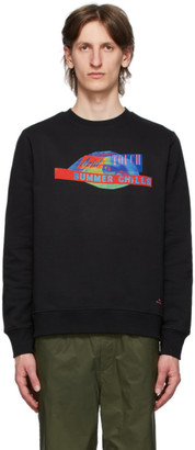 Paul Smith Black Acid Touch Sweatshirt