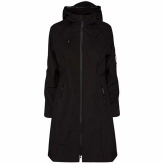 Ilse Jacobsen Hornbæk ILSE JACOBSEN HORNBK | RAIN37L | Long Raincoat | Black | 44