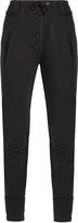 Etoile Isabel Marant Angele cotton-jersey skinny-leg track pants