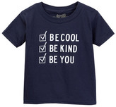 Original Retro Brand Be Cool Be Kind Be You Tee (Toddler Boys)