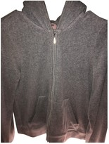 Juicy Couture Grey Cotton Top for Women